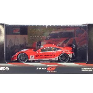 1/43 ARTA HSV−010《No8 スーパーGT 2010 鈴鹿700kmレース 優勝》【EBBRO エブロ】|hobby1987