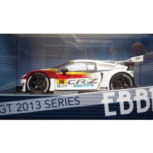 1/43 無限 CR-Z GT No16 スーパーGT300 2013|hobby1987