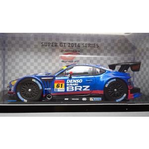 1/43 スバル BRZ R&D SPORT No61 スーパーGT 2014|hobby1987