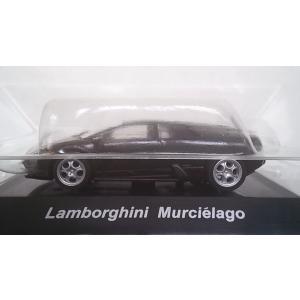 1/64 CMs スーパーカー・コレクション・ザ・1st《ランボルギーニ ムルシエラ−ゴ》ブラック (箱付き)|hobby1987
