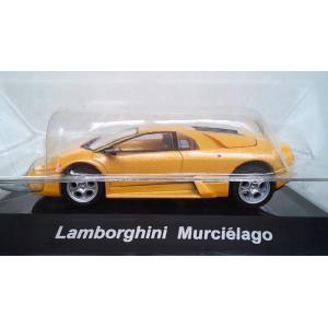 1/64 CMs スーパーカー・コレクション・ザ・1st《ランボルギーニ ムルシエラ−ゴ》オレンジ (箱付き)|hobby1987