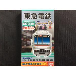 Bトレインショーティー (バンダイ)《東急電鉄 田園都市線 5000形 2両セット》|hobby1987