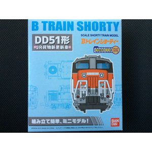 Bトレインショーティー(バンダイ)《DD51形 (JR貨物新更新車)》|hobby1987