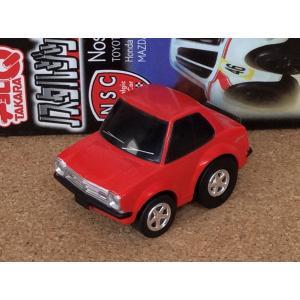 チョロQ『タカラ』《ノスタルジック スポーツカー2》【三菱 ランサー 1600GSR】箱に開封時のダメージが少々あり|hobby1987