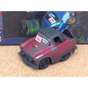 チョロQ (targa)《OLD GARAGE》 フォード サンダーバード【風化】ボルドーレッド|hobby1987