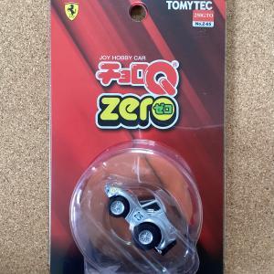 チョロQ zero (トミーテック) Z−65b《フェラーリ 250GTO No25 シルバー》 hobby1987