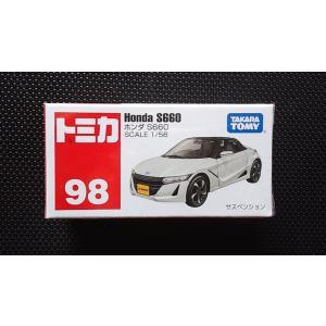 絶版トミカ(箱) No98《ホンダ S660》 hobby1987