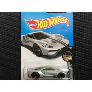 ホットウィール*Hot Wheels* 2017 Bacic Car《17' FORD GT》17-211/365|hobby1987