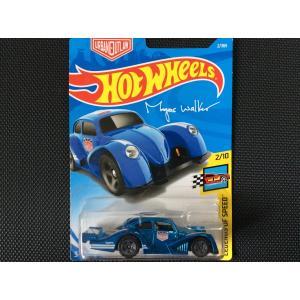 ホットウィール*Hot Wheels* 2018 Basic Car《VOLKSWAGEN KAFFR RACER》18-2/365|hobby1987