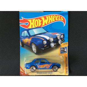 ホットウィール*Hot Wheels* 2018 Basic Car《70' FORD ESCORT RS1600》18-335/365|hobby1987