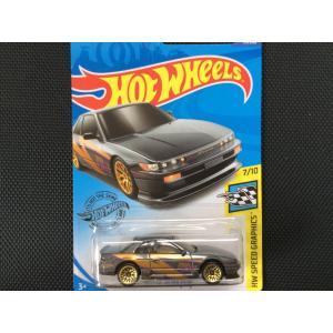 ホットウィール*Hot Wheels* 2020 Basic Car《NISSAN SILVIA (S13)》20-111/250|hobby1987