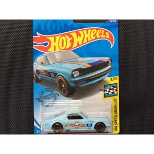 ホットウィール*Hot Wheels* 2020 Basic Car《65 MUSTANG 2+2 FASTBACK Gulf》20-116/250|hobby1987
