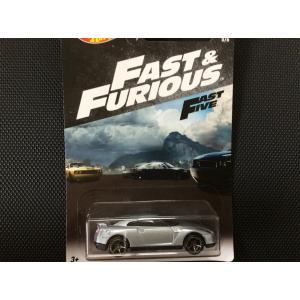 ホットウィール*Hot Wheels* FAST&FURIOUS ワイルドスピード《2009 NISSAN GT-R》|hobby1987