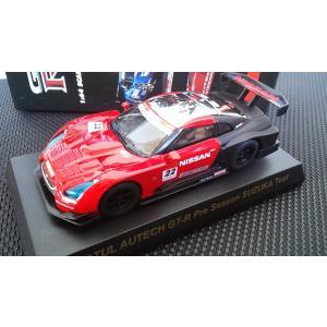 1/64 京商 GT−R レーシングカー コレクション《MOTUL AUTECH GT−R No22 Pre Season SUZUKA Test》レッド (箱.カード付き)|hobby1987