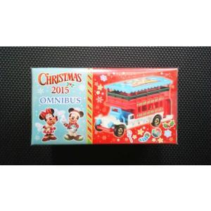 トミカ 東京ディズニーリゾート【オムニバス クリスマス2015】|hobby1987