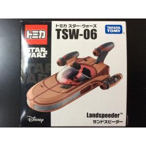 トミカ スターウォーズ TSW−06『ランドスピーダー』|hobby1987
