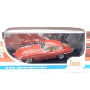 """1/43 ジャガー E−TYPE 《1961年》(First """"coupe"""" sold in Luxembourg)【iXO イクソ】 hobby1987"""