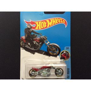 ホットウィール*Hot Wheels*2017トレジャーハント《BLAST LANE》HW MOTO 17- hobby1987