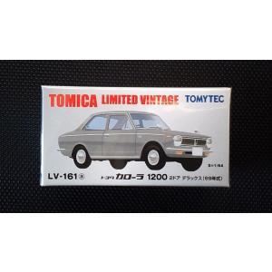 1/64 トミカリミテッドヴィンテージ LV−161a 《トヨタ カローラ 1200 2ドア デラックス (69年式)》 hobby1987