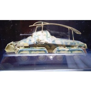 1/72「ドラゴン アーマー』ドイツ軍 8輪重装甲車 Sd.kfz232 第4装甲師団 1943 東部戦線|hobby1987