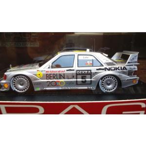 1/43 メルセデス ベンツ 190E 1992 DTM No5|hobby1987