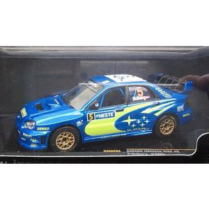 1/43 スバル インプレッサ WRC No5 Rally Finland 2005 P.Solberg|hobby1987
