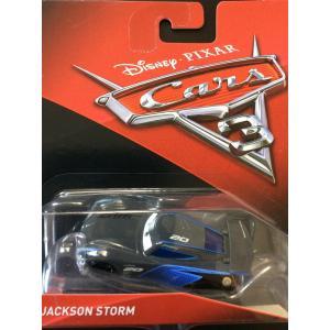 カーズ・マテル『ジャクソン ストーム (JACKSON STORM) カーズ3』台紙に少々擦れあり hobby1987