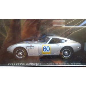 1/43 トヨタ 2000GT No60 1967年 鈴鹿500Kmレース 細谷 四方洋 (箱に少し凹みあり)|hobby1987