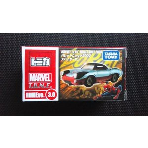 トミカ マーベルチューン Evo.3.0『パレット ショット 2000 スパイダーマン』|hobby1987