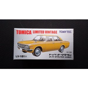 1/64 トミカリミテッドヴィンテージ LV−181a トヨペット クラウン スーパー デラックス (69年式) hobby1987