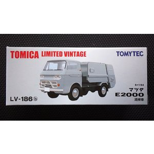 1/64 トミカリミテッドヴィンテージ LV-186b《マツダ E2000 清掃車》 hobby1987