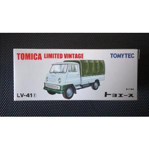 1/64 トミカリミテッドヴィンテージ LV−41f《トヨタ トヨエース》 hobby1987