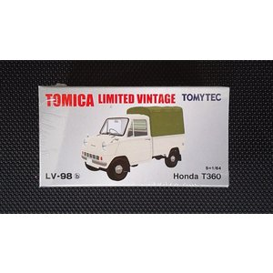 1/64 トミカリミテッドヴィンテージ LV−98b《ホンダ T360》 hobby1987
