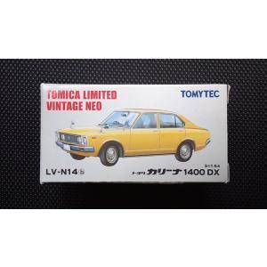 1/64 トミカリミテッドヴィンテージNEO LV−N14b『トヨタ カリーナ 1400DX (70年式)』紙箱に傷みあり hobby1987