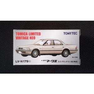 1/64 トミカリミテッドヴィンテージNEO LV-N179c『トヨタ マークII 3.0 グランデ G (90年式)』 hobby1987