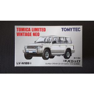 1/64 トミカリミテッドヴィンテージNEO LV−N189a 『三菱 パジェロ スーパー エクシードZ』 hobby1987
