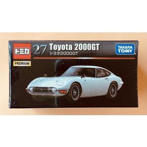トミカ プレミアム 27『トヨタ 2000GT』|hobby1987