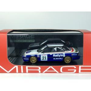 1/43 スバル レガシィRS《No21 RAC Rally1991年 C.McRae》【hpi ミラージュ】|hobby1987