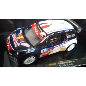 1/43 シトロエン DS3 WRC Ne de Chablais2013(winner)/ S.Loeb|hobby1987