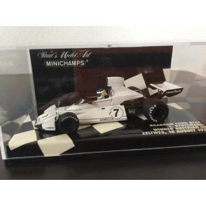 1/43 ブラバム フォード BT44 No7 Winner Austrian GP ZELTWEG 18.8.1974 / C.Reutemann|hobby1987