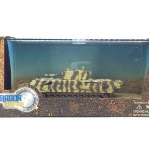 1/72 イギリス陸軍 チャーチル歩兵戦車 MkIII 第21戦車旅団 チェニス 1943 (パノラマアーマーBOX)【ドラゴン アーマー】|hobby1987
