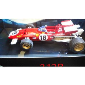 1/43 フェラーリ 312B No18 カナダGP ウィナー 1970 J.イクソ|hobby1987