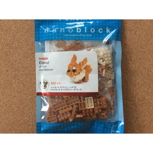 nanoblock ナノブロック ポケットモンスター『イーブイ』NBPM-005|hobby1987