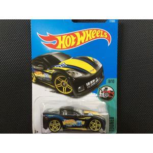 ホットウィール*Hot Wheels*2017Basic Car《C6 CORVETTE》TOONED 17-77/365 hobby1987