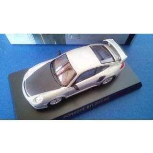 1/64 京商 ポルシェミニカーコレクション 4 ポルシェ911 GT2 RS(997) 箱.カード付き hobby1987