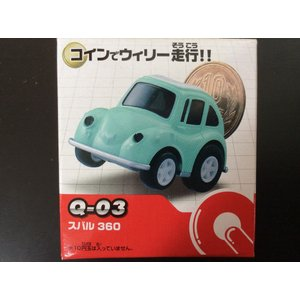 チョロQ Qー03 スバル 360 ゼンマイタイプ|hobby1987