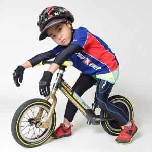 【ランバイク世界チャンピオン使用モデル】「勝つためのインナー」FIXFIT KIDS RIDERパンツ キッズモデル ストライダーの操作向上(20fi-010-sa)|hobbyman