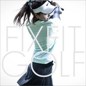 飛ぶゴルフで自信を!ドライバーやアイアンの飛距離を伸ばすコンプレッションインナー!プロ愛用の人気ウェア レディース FIXFIT【ACW-X03 MAX】『20fi-002』|hobbyman