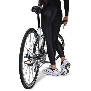 ★筋肉疲労を軽減スポーツウェアFIXFIT 品番:ACW-X05 話題の自転車 サポートインナー 自転車 サポートタイツ パット付き コンプレッションインナー『20fi-007』|hobbyman