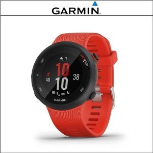 GARMIN (ガーミン)  ForeAthlete 45 Lava Red フォアアスリート45 ...